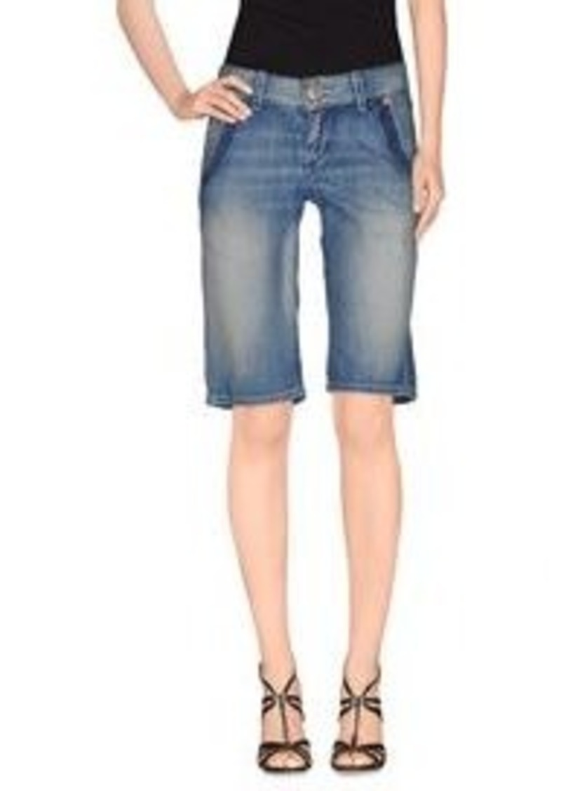 TOMMY HILFIGER DENIM - Denim shorts
