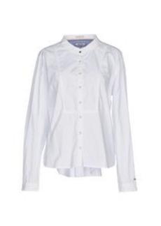 TOMMY HILFIGER DENIM - Solid color shirts & blouses