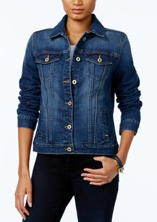 Tommy Hilfiger Denim Jacket, Only at Macy's