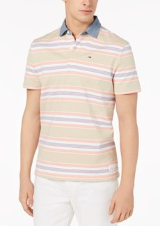 Tommy Hilfiger Denim Men's Apollo Polo, Created for Macy's