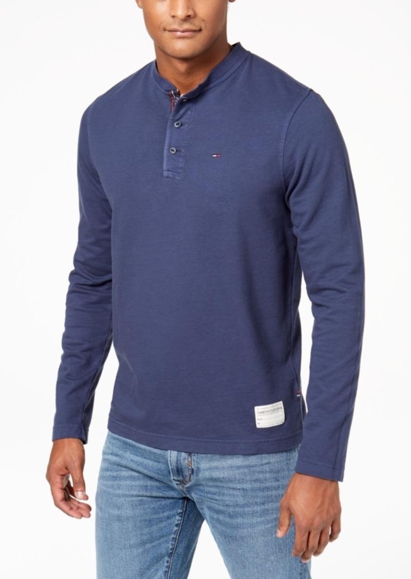 2293b280 Tommy Hilfiger Tommy Hilfiger Denim Men's Henley | T Shirts