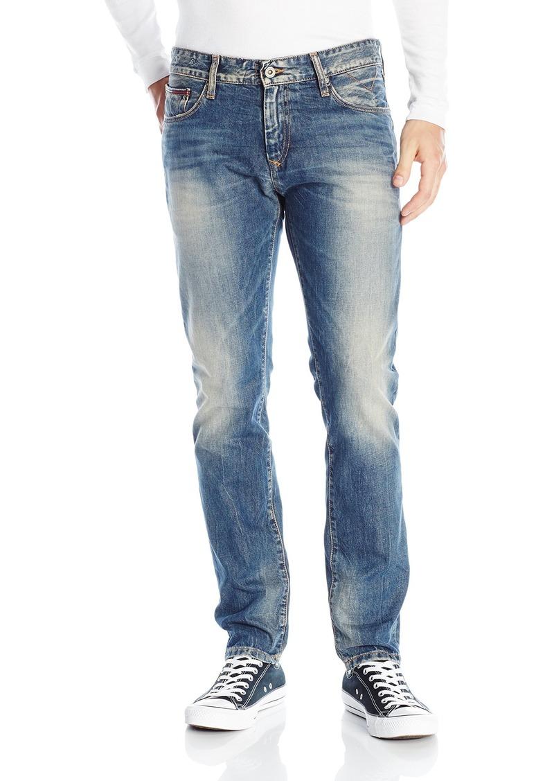 597341fb6ee Tommy Hilfiger Denim Men s Jeans Original Scanton Slim Fit Jean 30x30