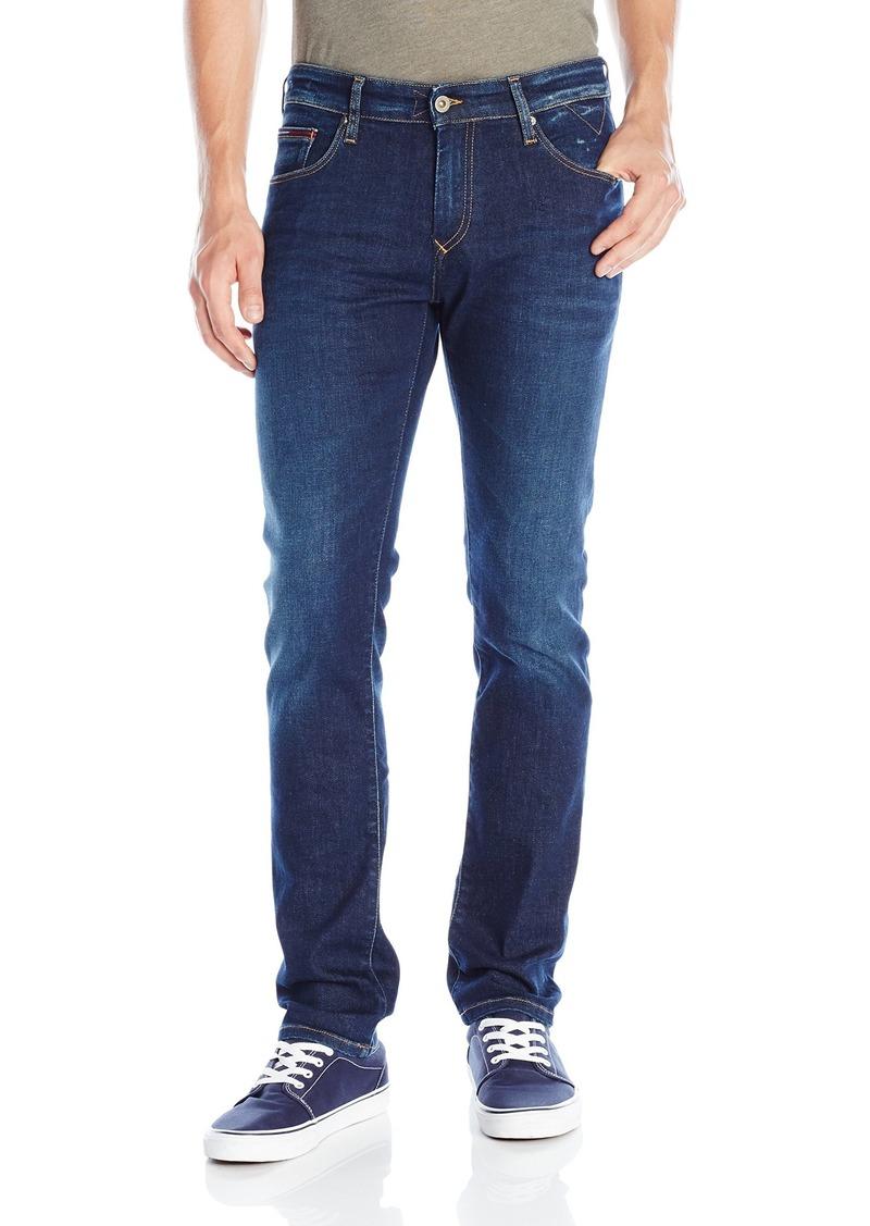 03cca7a2013e2 Denim Men s Jeans Original Scanton Slim Fit Jean 30x34. Tommy Hilfiger