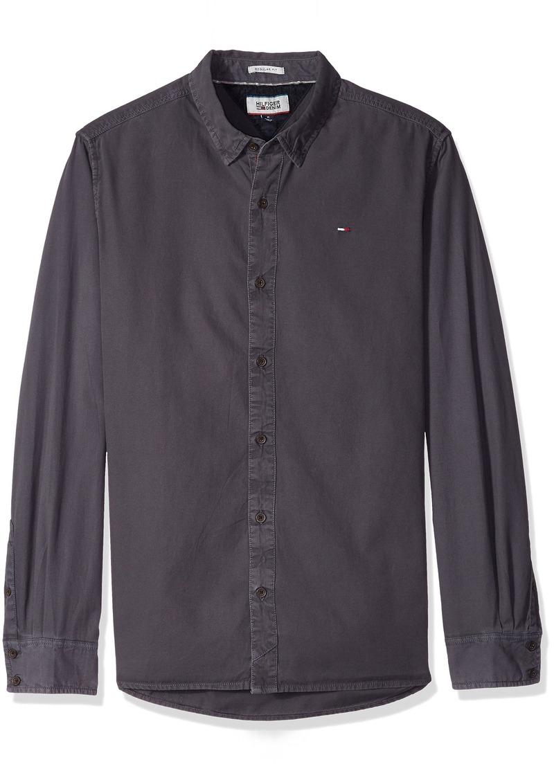 Hilfiger denim men's long sleeve jacket