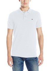 Tommy Hilfiger Denim Men's Original Flag Short Sleeve Polo Shirt