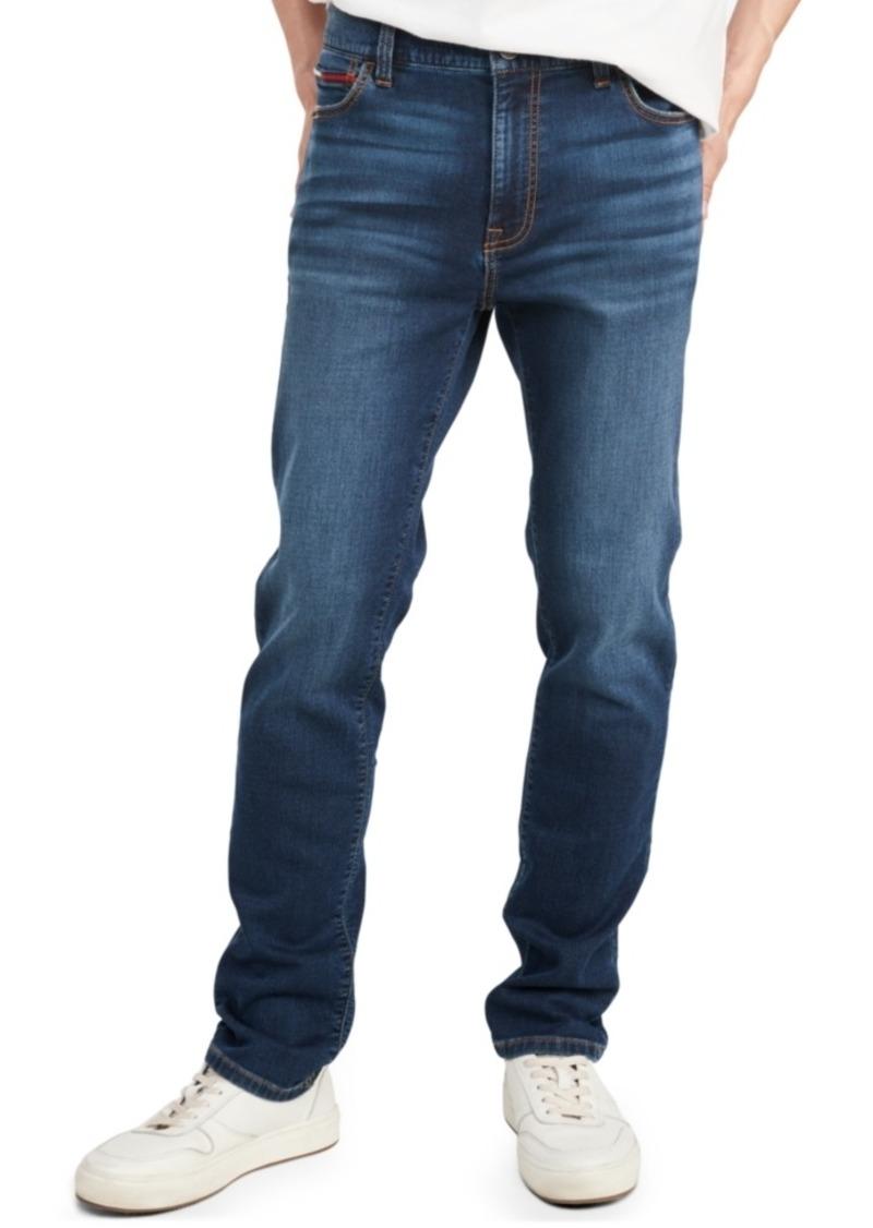 Tommy Hilfiger Denim Men's Slim-Fit Tapered Stevie Jeans