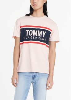 Tommy Hilfiger Denim Men's Willowbrook Logo Graphic T-Shirt