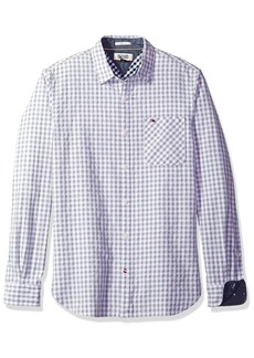 Tommy Hilfiger Denim Men'sSeersucker Shirt