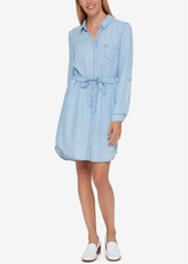 Tommy Hilfiger Denim Shirtdress, Created for Macy's