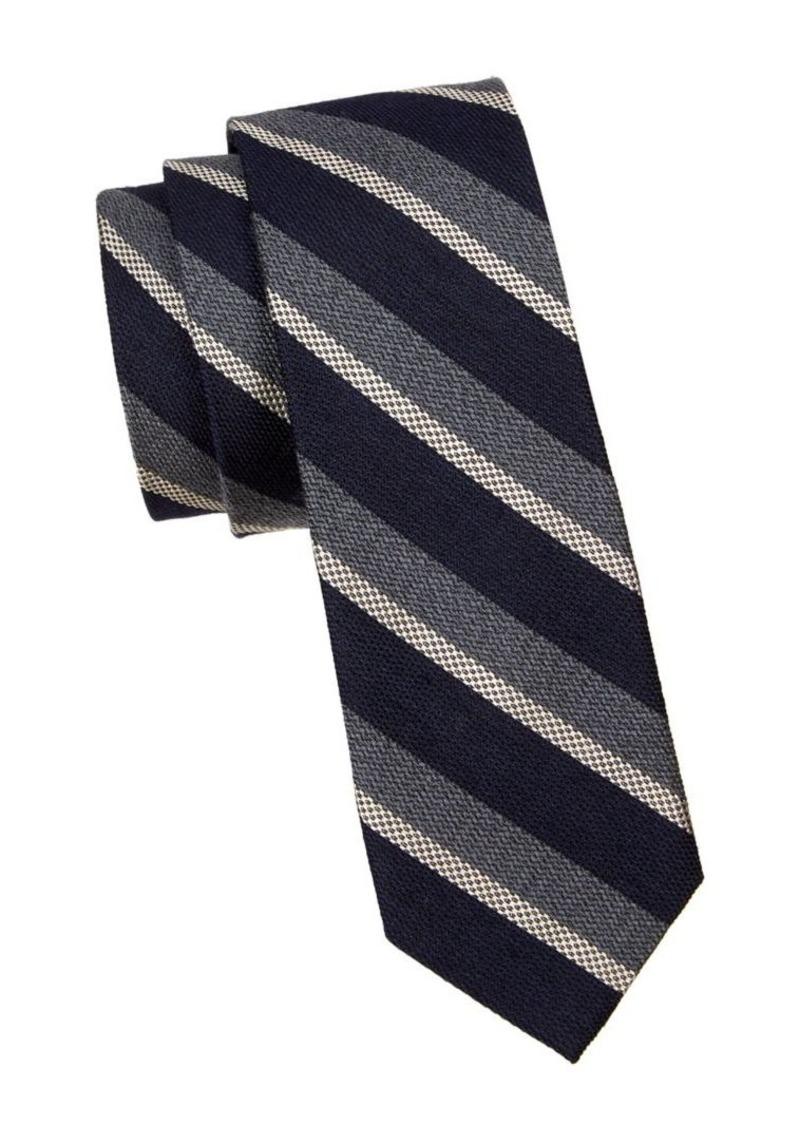 Tommy Hilfiger Diagonal Striped Tie