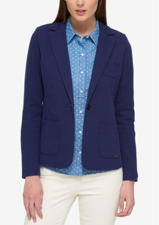 Tommy Hilfiger Double-Faced Blazer, Only at Macy's
