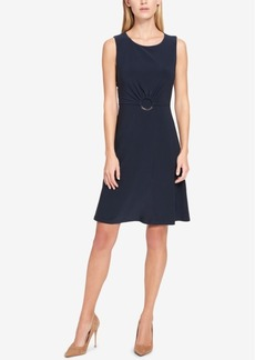 Tommy Hilfiger Embellished A-line Dress