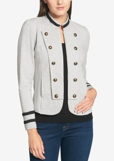 Tommy Hilfiger Embellished Knit Jacket, Created for Macy's