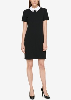 Tommy Hilfiger Embellished Shirtdress