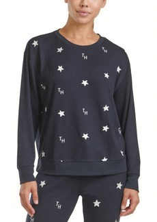 Tommy Hilfiger Embroidered Loungewear Top