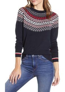 Tommy Hilfiger Fair Isle Crewneck Sweater