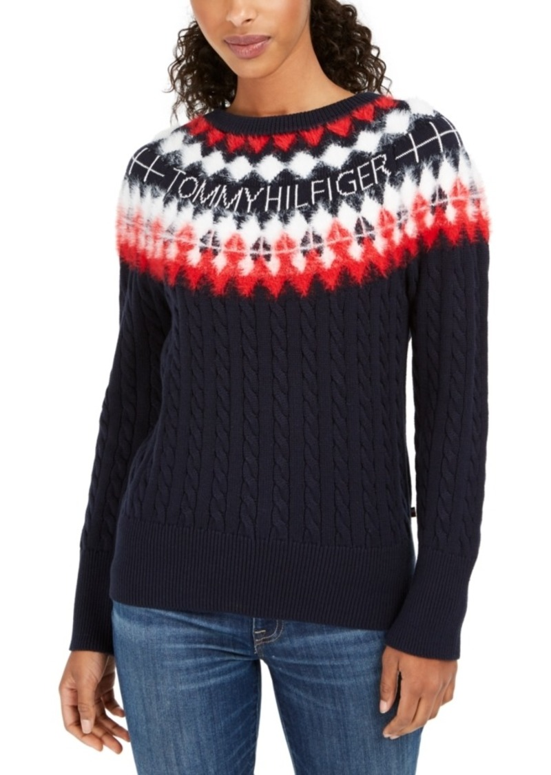 Tommy Hilfiger Fair Isle Sweater