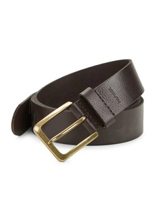 Tommy Hilfiger Featheredge Leather Belt