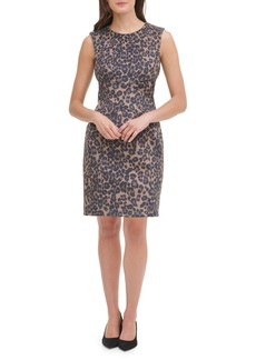 Tommy Hilfiger Feline Femme Sheath Dress