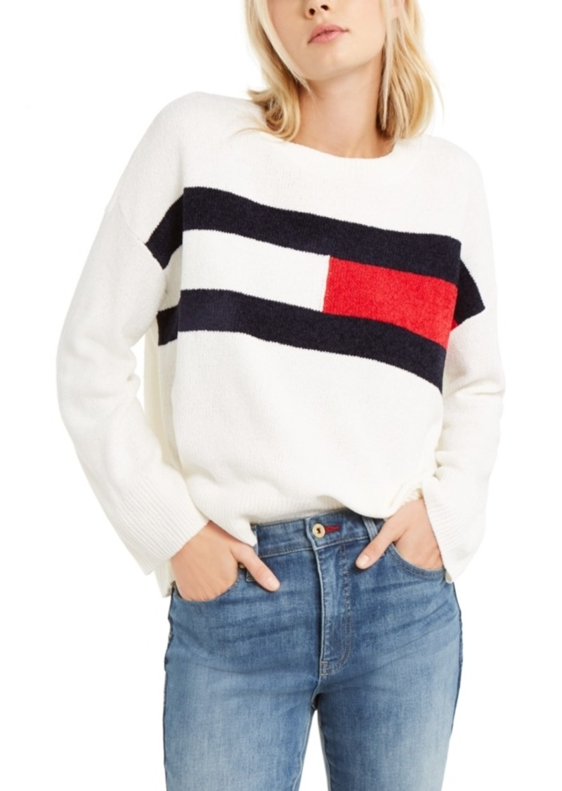 Tommy Hilfiger Flag Chenille Sweater