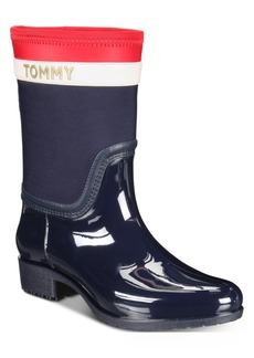Tommy Hilfiger Float Rain Boots, Created for Macy's Women's Shoes