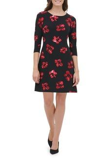 Tommy Hilfiger Floral Shift Dress