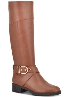 Tommy Hilfiger Forg Riding Boots Women's Shoes