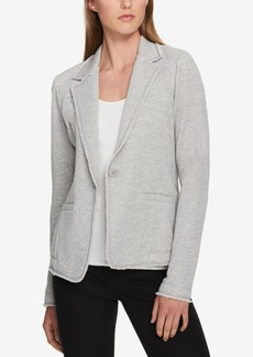 Tommy Hilfiger French Terry Blazer, Created for Macy's