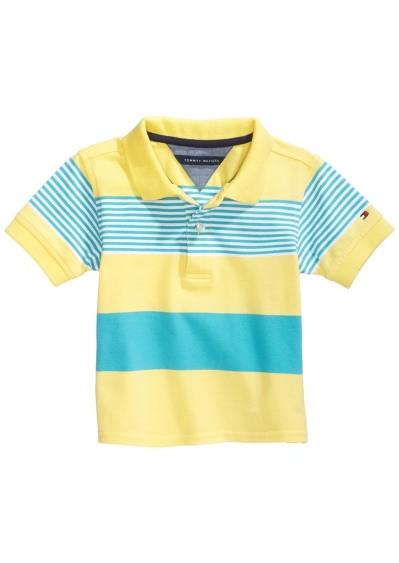 ff2ee6807 SALE! Tommy Hilfiger Tommy Hilfiger Garrett Striped Polo, Baby Boys