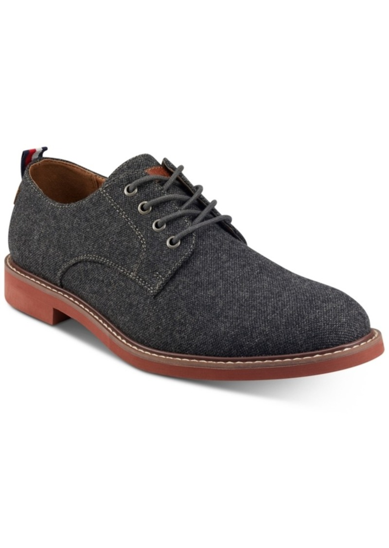 Tommy Hilfiger Garson Wool Lace-Up Oxfords Men's Shoes