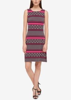 Tommy Hilfiger Geo Stripe Dress