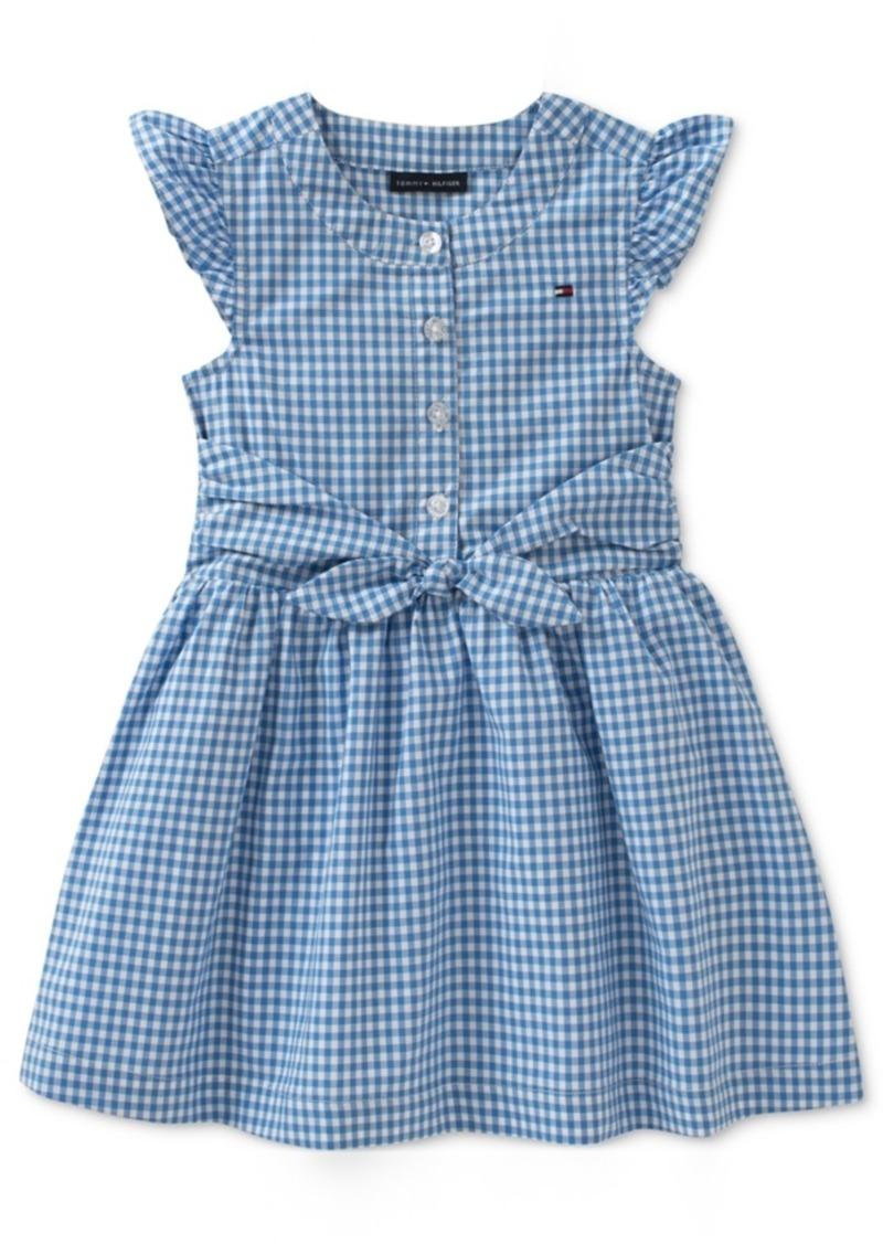 e49f0e9ea Tommy Hilfiger Tommy Hilfiger Gingham Cotton Dress, Baby Girls | Dresses