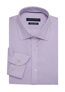 Tommy Hilfiger Gingham-Print Dress Shirt