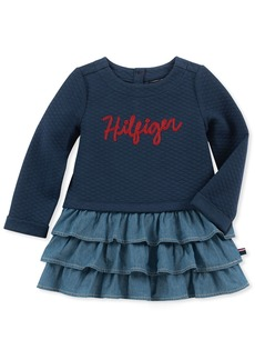 Tommy Hilfiger Girls' Little Dress