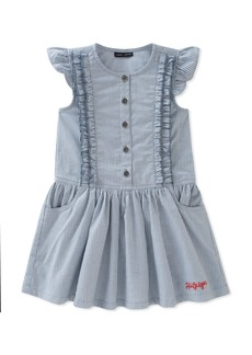Tommy Hilfiger Girls' Toddler Denim Dress