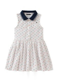Tommy Hilfiger Girls' Toddler Dress
