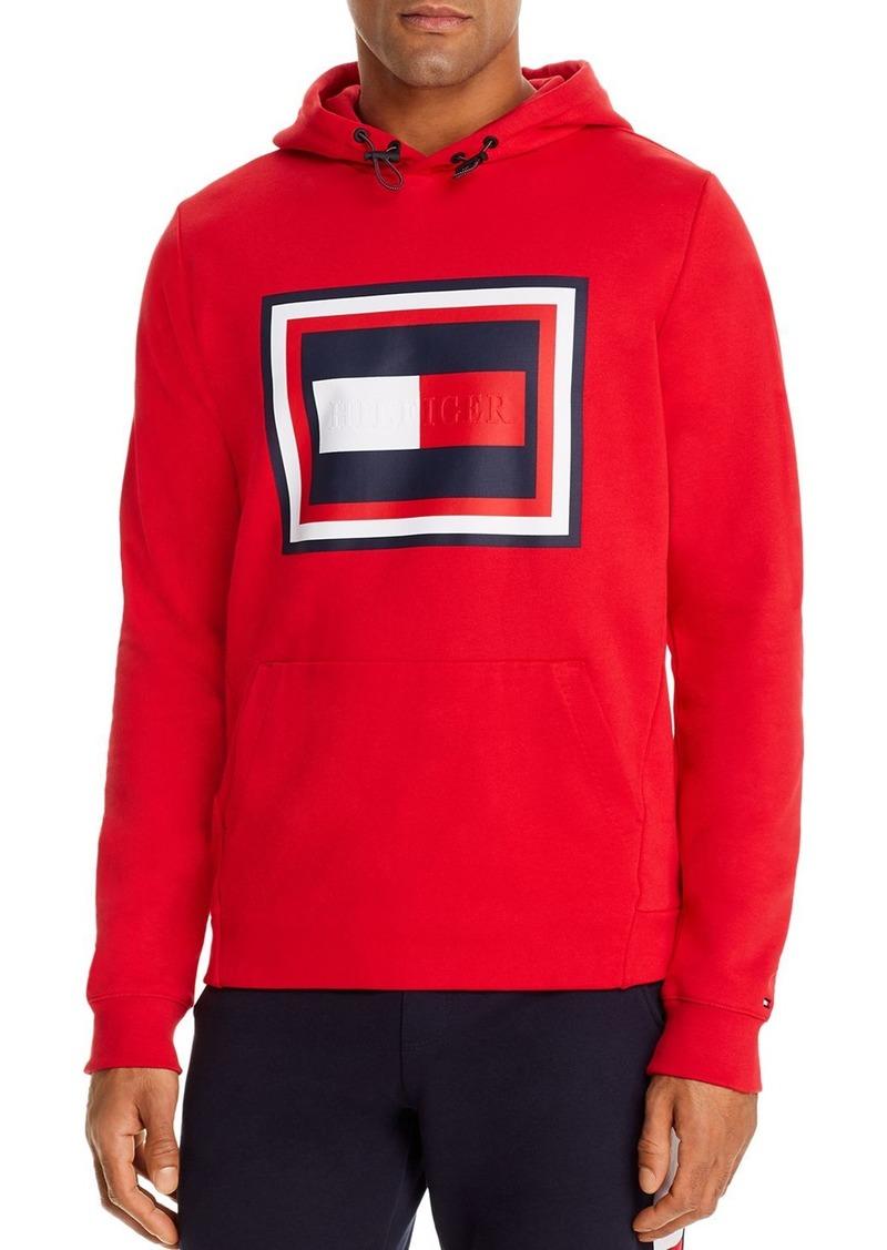 Tommy Hilfiger Graphic Logo Hooded Sweatshirt