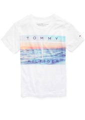 Tommy Hilfiger Graphic-Print T-Shirt, Toddler & Little Boys (2T-7)