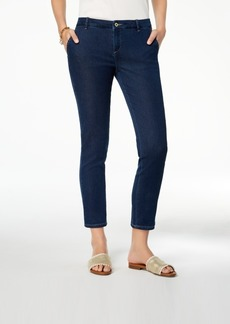 Tommy Hilfiger Hampton Chino-Style Jeans, Created for Macy's