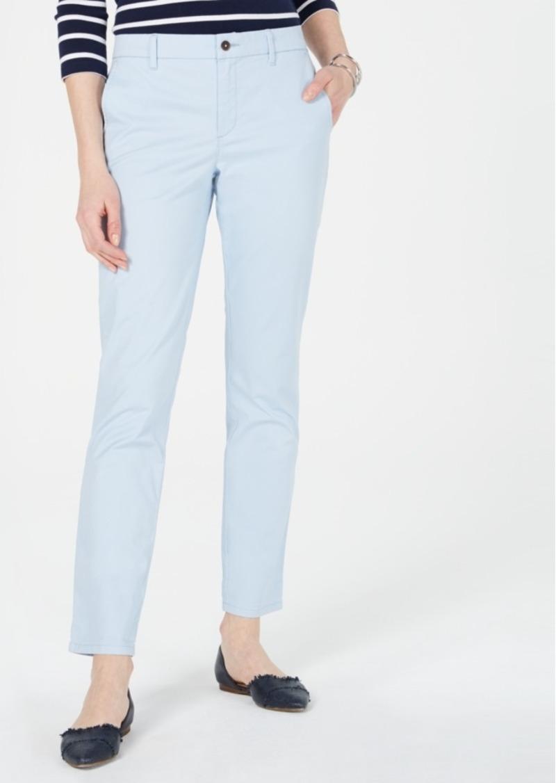 Tommy Hilfiger Hampton Straight-Leg Pants