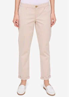 Tommy Hilfiger Hampton Striped Pants, Only at Macy's