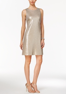 Tommy Hilfiger Heathered Sequined Dress