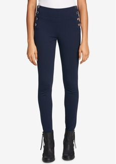 Tommy Hilfiger High-Waist Sailor Pants, Created for Macy's