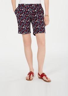 Tommy Hilfiger Hollywood Floral-Print Shorts