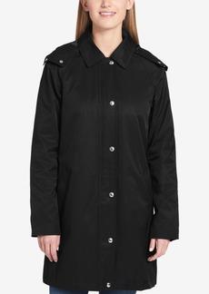 Tommy Hilfiger Hooded Raincoat
