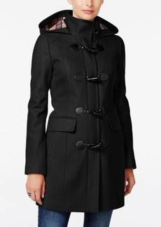 Tommy Hilfiger Hooded Toggle Coat