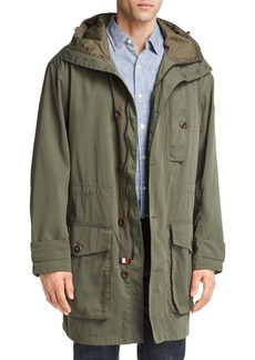 Tommy Hilfiger Icon Hooded Long Parka