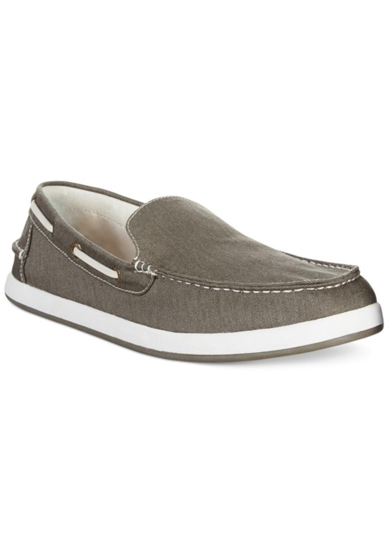 1b0d8798a Tommy Hilfiger Tommy Hilfiger Irving Canvas Slip-Ons Men s Shoes