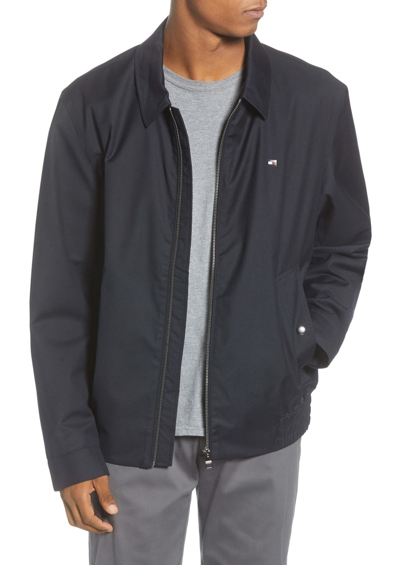 Tommy Hilfiger Ivy Water Repellent Regular Fit Jacket