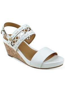 Tommy Hilfiger Jenesis Platform Wedge Sandals Women's Shoes